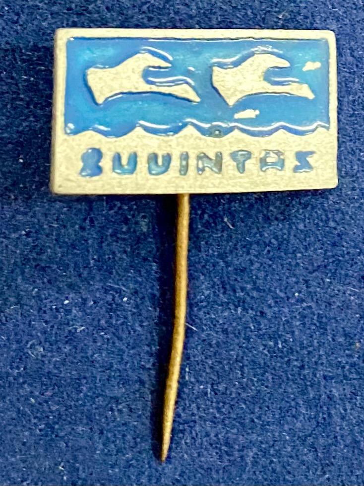 Значок на иголке Suuintaz