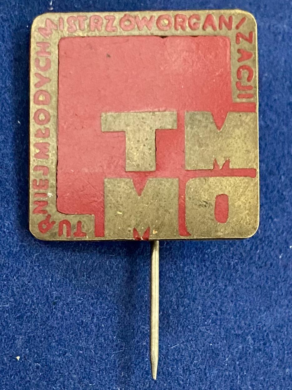 Значок на иголке TMMO