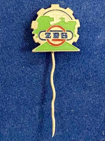 Значок на иголке ZPS