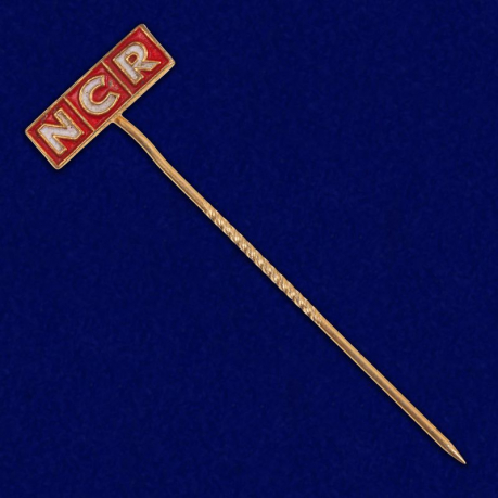 """Значок """"NCR"""""""