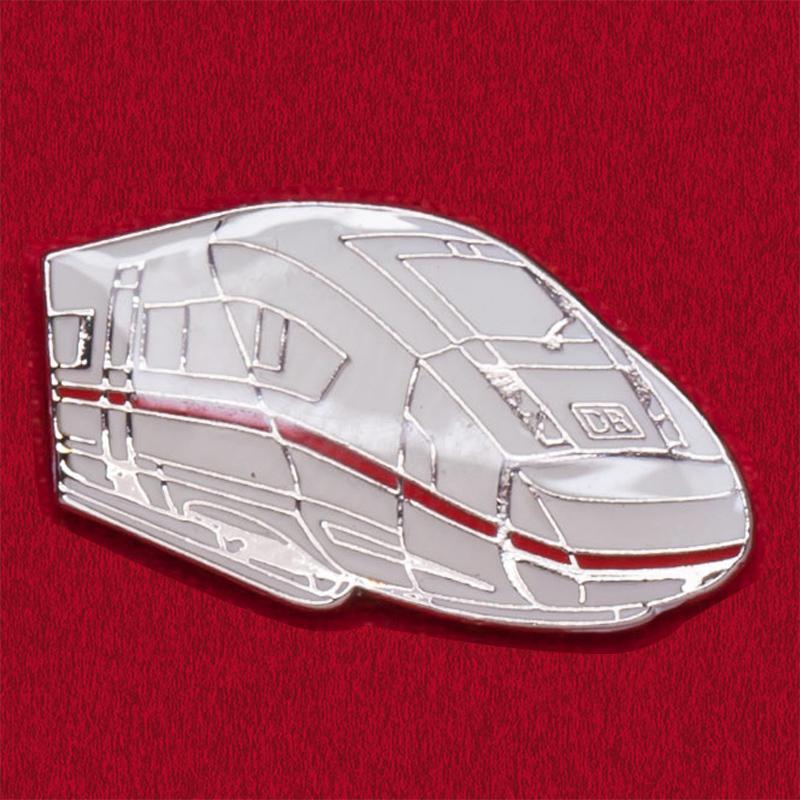 """Значок """"Немецкий скоростной поезд InterCity Express """""""