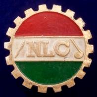 """Значок """"NLC"""""""