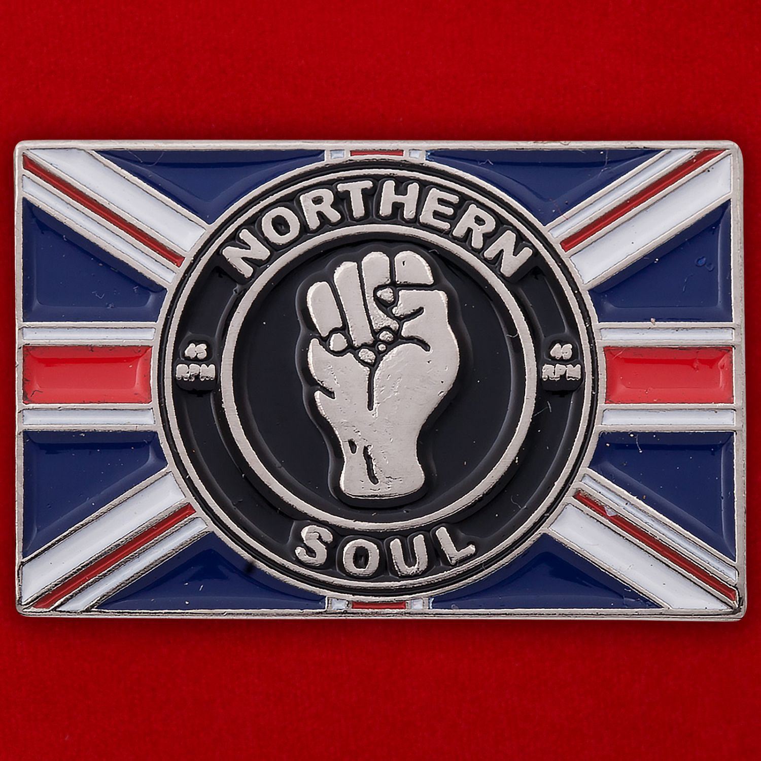 "Значок ""Northern Soul"""