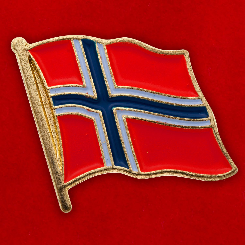 "Значок ""Норвегия"""