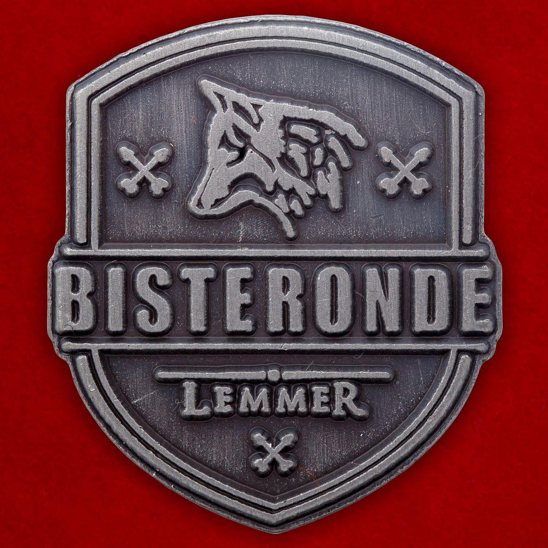 """Значок Общества любителей стрельбы из лука """"Bisteronde Lemmer"""""""