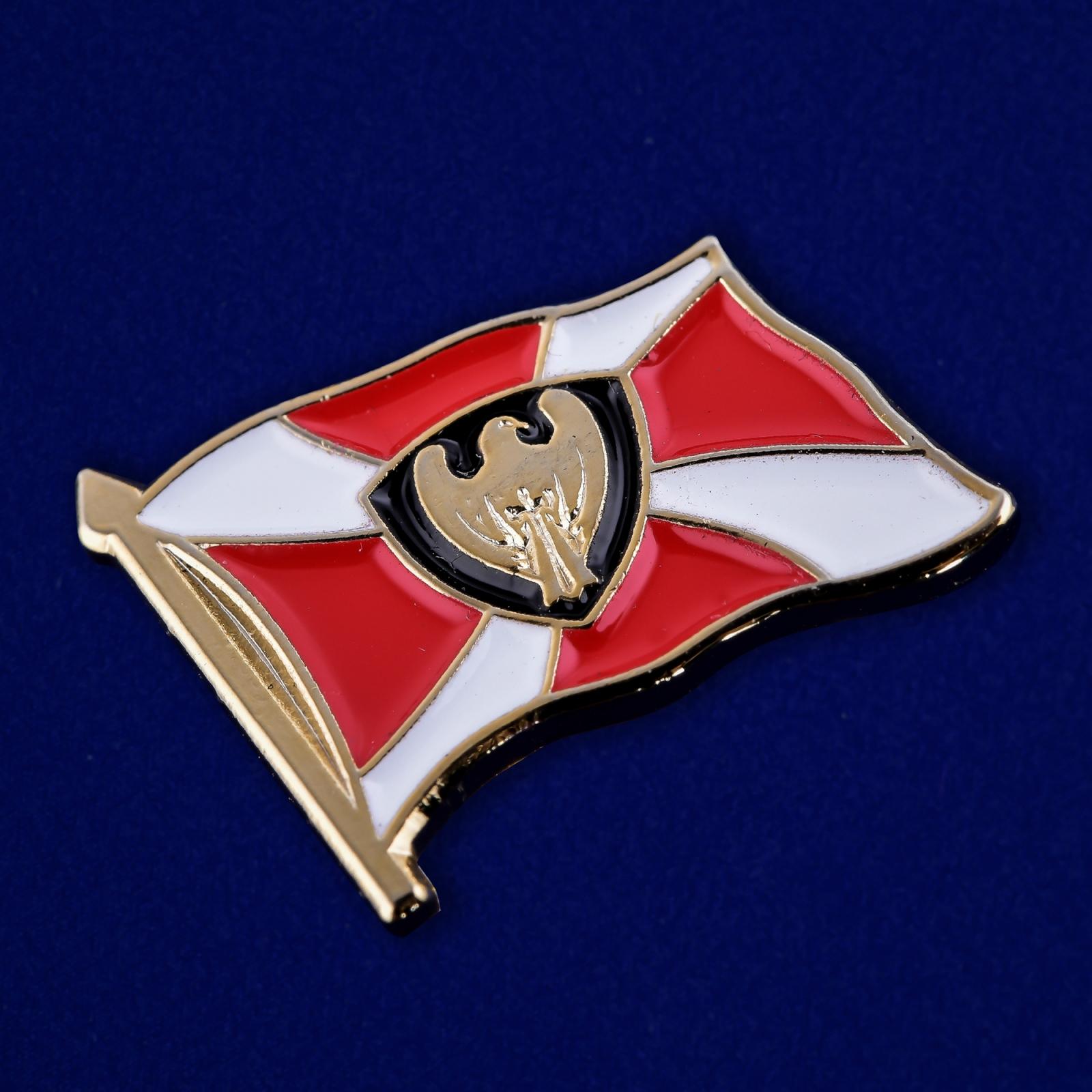 Значок Центрального Регионального Командования - общий вид