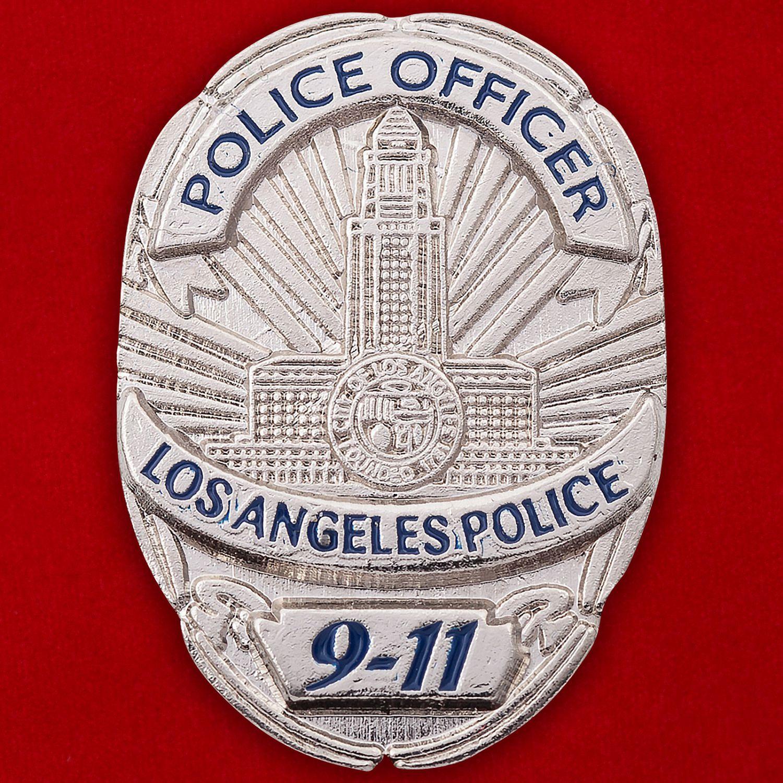 Значок офицера полиции Лос-Анджелеса