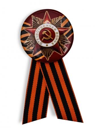 Значок «Отечественная война» к юбилею Победы