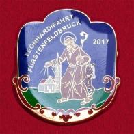 Значок паломников к храму Св. Леонарда Ноблакского, Фюрстенфельдбрукк, Германия