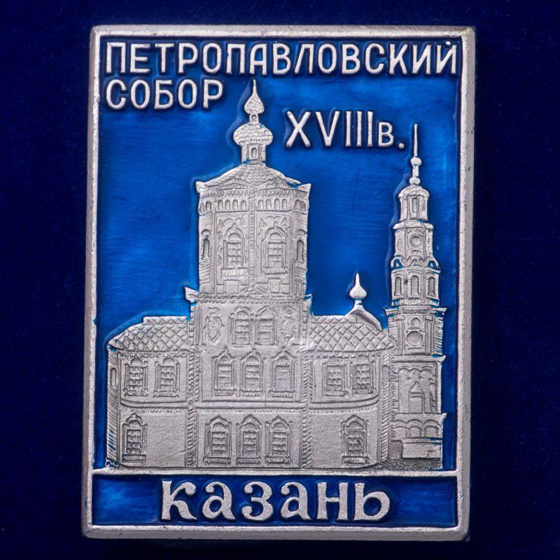 """Значок """"Петропавловский Собор"""""""
