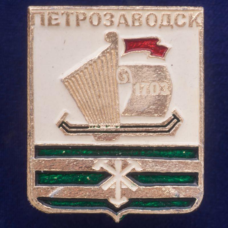 """Значок """"Петрозаводск"""""""