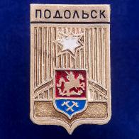 Значок Подольска