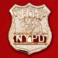 """Жетон """"Полицейское управление Нью-Йорка"""""""
