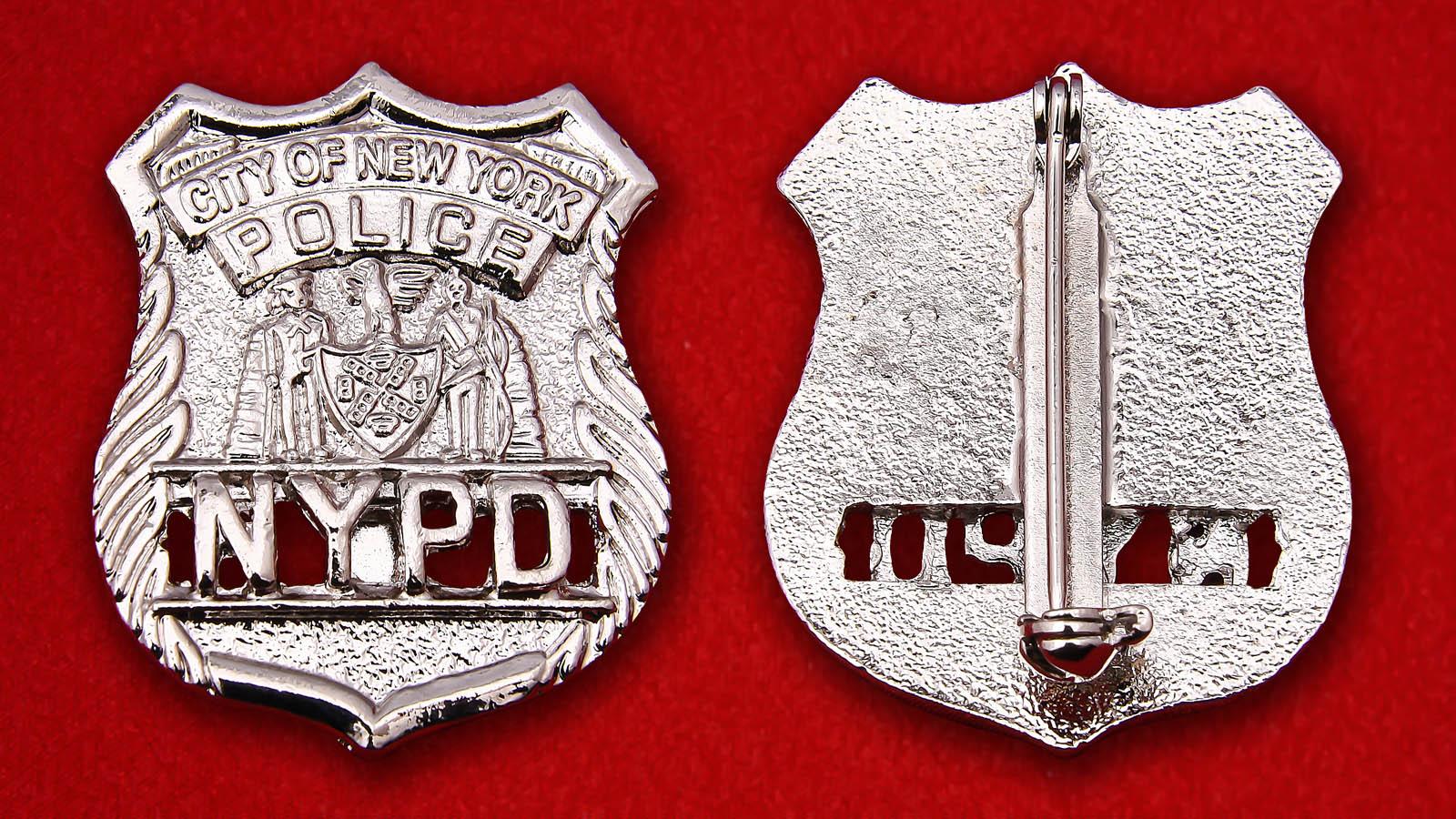 "Жетон ""Полиция Нью-Йорка"""