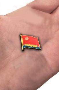 """Значок """"Приморский"""" с доставкой"""