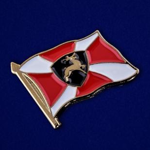 Значок Приволжского Регионального Командования  - общий вид