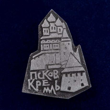 """Значок """"Псков кремль"""""""