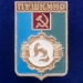 Значок Пушкино
