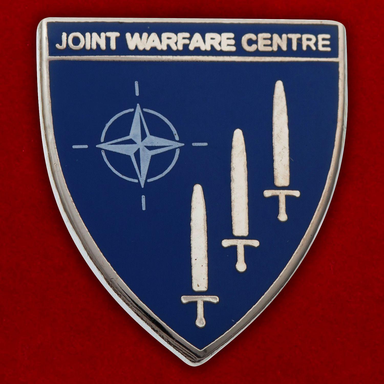 Значок Регионального командования Генштаба Союзных сил НАТО в Северной Европе