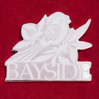 Значок рок-группы Bayside