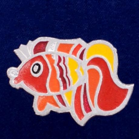 "Значок ""Рыбка"""