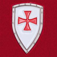 Значок рыцарей-госпитальеров Мальтийского ордена