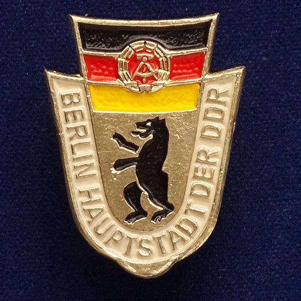 Значок с гербом Берлина