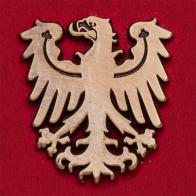 Значок с гербом Королевства Пруссия