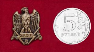 Значок с гербом Римской империи