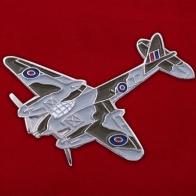 """Значок """"De Havilland Mosquito"""""""