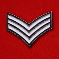 "Значок ""Сержант армии США"""