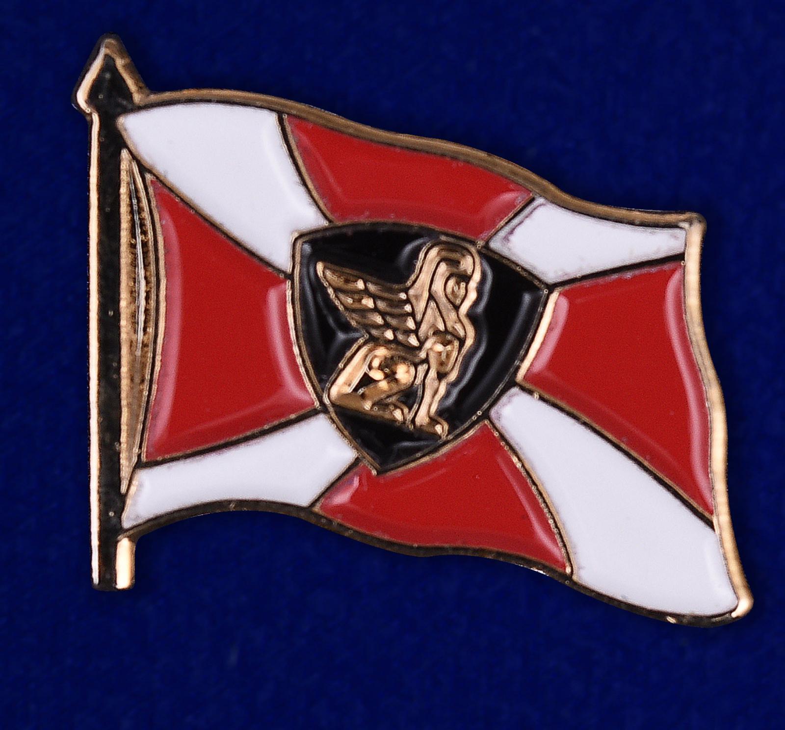 Значок Северо-Западного регионального командования
