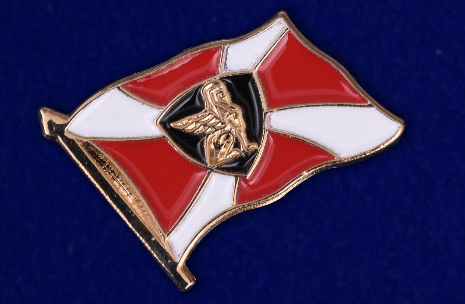 Значок Северо-Западного регионального командования - общий вид