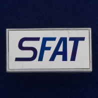 "Значок ""SFAT"""