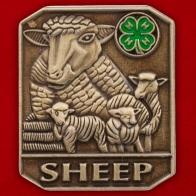 "Значок ""Sheep"""