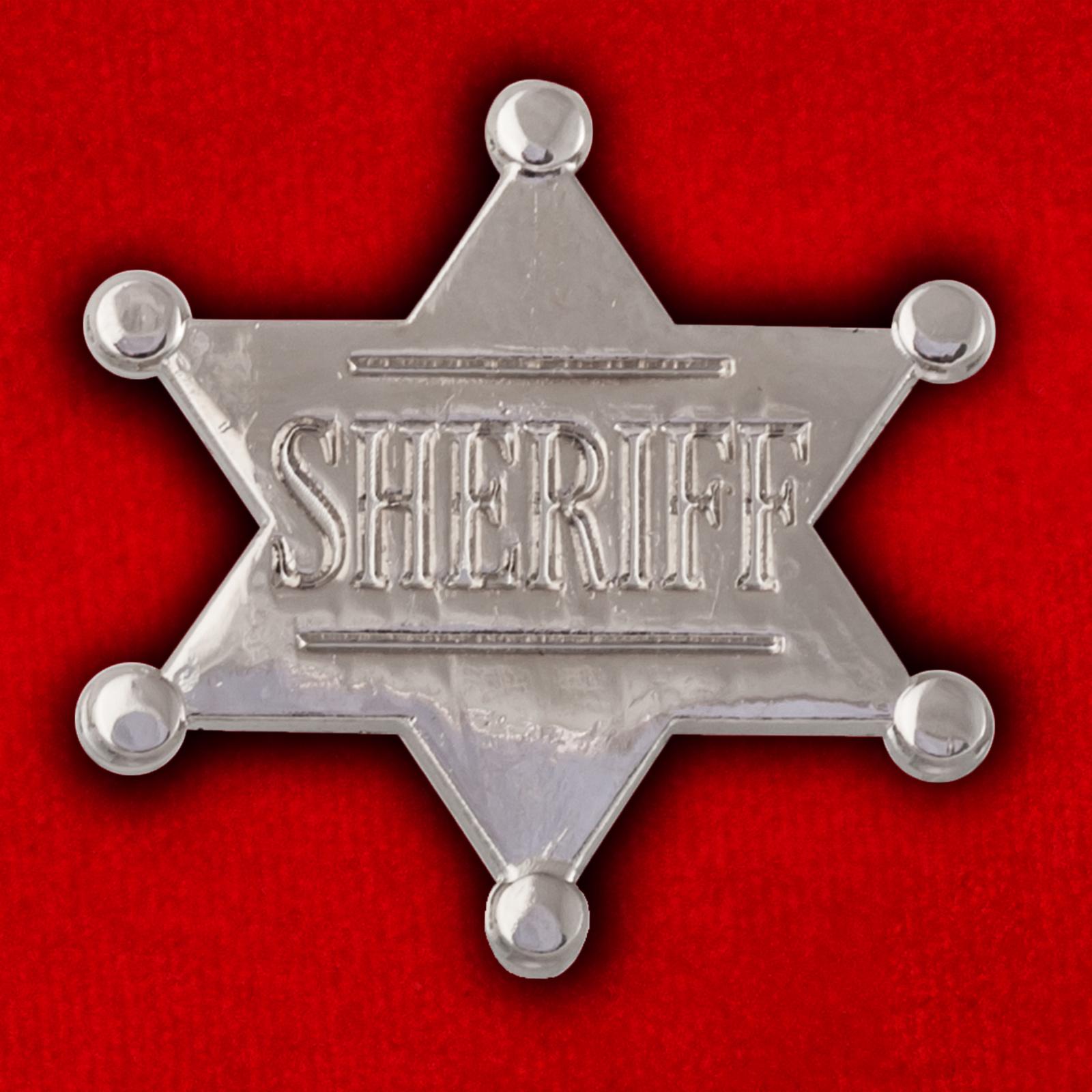 Значок Sheriff