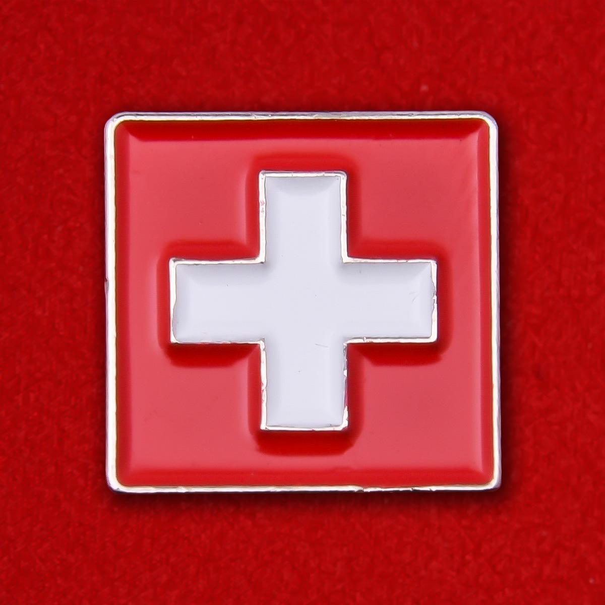 "Значок ""Швейцария"""