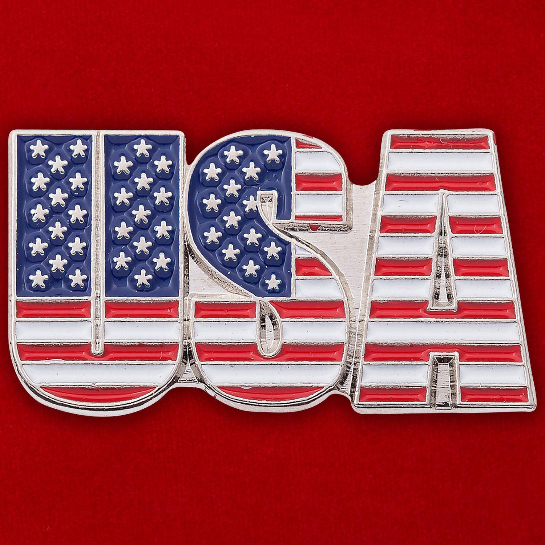 """Значок """"Соединенные Штаты Америки"""""""