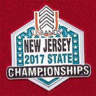 Значок соревнований молодых талантов штата Нью-Джерси
