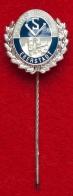 Значок спортивного клуба коммуны Эберштадт, Германия (серебро)