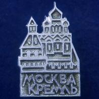 Значок СССР с Кремлем