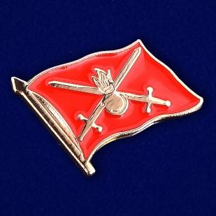 Значок Сухопутных войск - общий вид