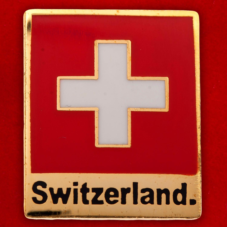 Значок Switzerland