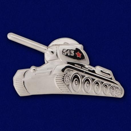 Значок Т-34