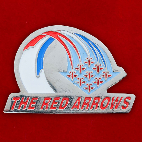 "Значок ""The Red Arrows"""