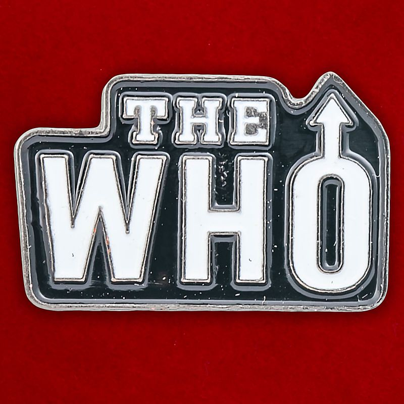 "Значок ""The Who"""