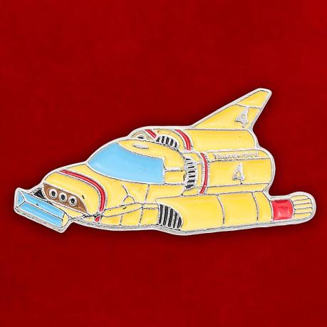 """Значок """"Thunderbird 4"""""""