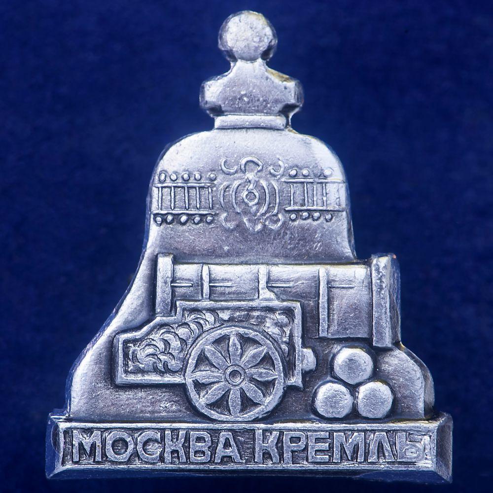 """Значок """"Царь-Колокол в Кремле"""""""