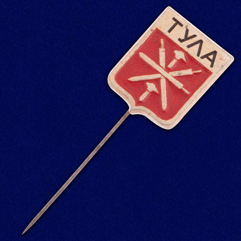 Значок герб города Тула