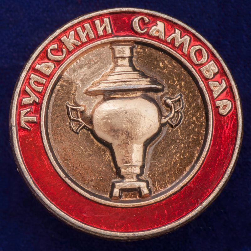 """Значок """"Тульский Самовар"""""""